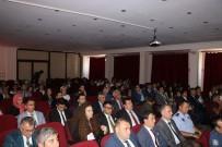 Tutak'ta Okul Güvenliği Toplantısı Düzenlendi