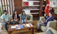 MİMARLAR ODASI - Ulusal Mimarlık Öğrencileri Mardin'de Buluştu