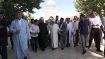 Ünlü Hadis Alimi Muhammed Avvame Özbekistan'da