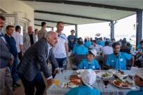 EDİRNE - Vali Zorluoğlu Gençlerle Bir Araya Geldi
