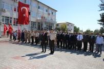 SAYGI DURUŞU - Varto Da 19 Eylül Gaziler Günü Kutlandı