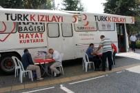 KıZıLAY - Yalova'da Kan Stokları Yetersiz
