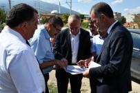 SICAK ASFALT - Yeniceköy Yolları Asfaltlanıyor
