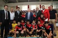ERZURUMSPOR KULÜBÜ - Yeşilay'ın Destek Verdiği Futbol Kulübünün Büyük Başarısı