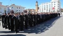 KEMAL YURTNAÇ - Yozgat'ta Gaziler Günü Kutlandı