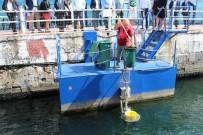 LODOS - Yüzen Çöp Kutusu Denizlerde Çöp Toplayacak