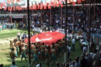 45. Afşin Eshab-I Kehf Kültür Ve Karakucak Güreş Festivali Başladı