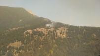 AMANOS DAĞLARI - Amanos Dağları'nda Yangın