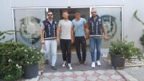 VARSAK - Antalya'da İş Yerinden Hırsızlık Yapan 2 Kişi Gözaltına Alındı