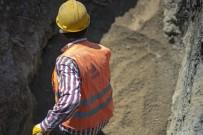 Arapgir'de Alt Yapı Çalışmaları Sürüyor