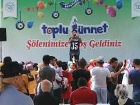 YAKUP YıLDıZ - Arnavutköy'de Yüzlerce Çocuk Erkekliğe İlk Adımını Attı