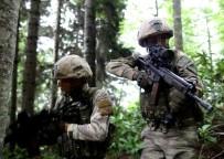 Asker Karadeniz'de 2 PKK'lı 'Kawa' Ve 'Aras'ın Peşinde