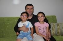 KATARAKT - Baba, Görmeyen Gözleri İle Çocuklarının Gözü Oldu