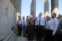 AHMET TAN - Bakan Ersoy Açıklaması 'Aizonai Antik Kenti'nin Bölge Turizmine Kazandırılması İçin Gerekli Desteği Vereceğiz'