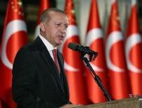 MEHMET SELİM KİRAZ - Cumhurbaşkanı Erdoğan: Yargı mensuplarının tarafı hukukun üstünlüğünden yana olmalı