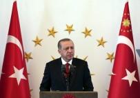 MEHMET SELİM KİRAZ - Cumhurbaşkanı Erdoğan'dan 'Yeni Adli Yıl' Mesajı