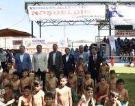 AHMET ÇAKıR - Darende'de Festival Coşkusu