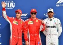 SEBASTIAN VETTEL - F1 İtalya Grand Prix'inde Gülen Hamilton