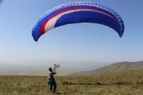 Festival Kapsamında Paraşüt Gösterisi