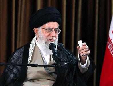 İran Lideri Hamaney: Askeri savaş söz konusu değil