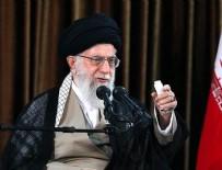 HAMANEY - İran Lideri Hamaney: Askeri savaş söz konusu değil