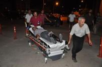 HUZUR MAHALLESİ - Kardeş Kavgası Kanlı Bitti