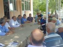 HAKAN ÖZARSLAN - Kaymakam Özarslan Kırsal Mahallede Halk Toplantısı Yaptı