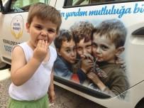 MEZHEP - Kemalpaşa'da Sosyal Market 2. Yılını Doldurdu