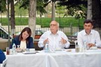 KÜLTÜR BAŞKENTİ - Nabi Avcı'dan 'Eğitim Başkenti' Toplantısı