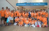 ALTINŞEHİR - Nilüfer Uluslararası Squash Festivali'nde Ödüller Sahiplerini Buldu