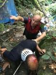 Pat Pat Uçuruma Yuvarlandı Açıklaması 2 Yaralı
