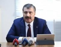 Sağlık Bakanı Fahrettin Koca'dan 'şarbon' açıklaması