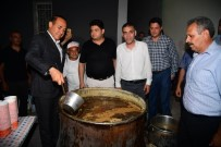 KURBAN KESİMİ - Şeyh Ahmed Kırfas Türbesi Açıldı