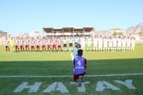 ABDIOĞLU - Spor Toto 1. Lig Açıklaması Hatayspor Açıklaması 0 - Gazişehir Gaziantep Açıklaması 1