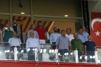 ALI PALABıYıK - Spor Toto Süper Lig Açıklaması Antalyaspor Açıklaması 0- Çaykur Rize Açıklaması 1 (İlk Yarı)