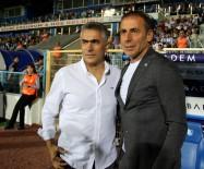 DOS SANTOS - Spor Toto Süper Lig Açıklaması BB Erzurumspor Açıklaması 0 - Medipol Başakşehir Açıklaması 1 (İlk Yarı)