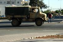 ZEYTIN DALı - Suriye'ye Askeri Sevkiyat Sürüyor