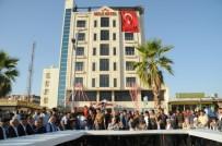 TUNAHAN EFENDİOĞLU - Terör Temizlendi, 7 Milyon TL'lik Otel Açıldı