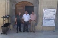 KUŞ YUVASI - TRT Spikeri Göktaş Battalgazi'ye Hayran Kaldı