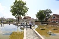MINYATÜR - Türkiye'nin İlk Ve Tek Nilüfer Sanat Parkı Bolu'da Açılıyor