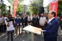 SULTAN ALPARSLAN - Uşak'ın Düşman İşgalinden Kurtuluşunun 96. Yılı