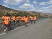 350 Genç Korucu Olmak İçin Spor Mülakatına Katıldı