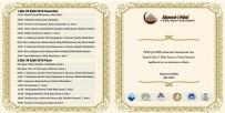 AHMED-I HANI - Ağrı 2. Uluslararası Ahmed-İ Hani Festivaline Hazırlanıyor