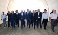 GRUP BAŞKANVEKİLİ - AK Parti'li Turan'dan T2 Tüneline İnceleme