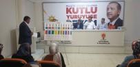 BAHÇELİEVLER - AK Parti Merkez İlçe Başkanlığı Seçim Çalışmalarına Start Verdi