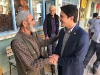 AK Partili Özboyacı  Açıklaması Biz Siyaseti İnsan Odaklı Yapıyoruz