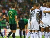 İSPANYA - Akhisar-Krasnodar: 0-1
