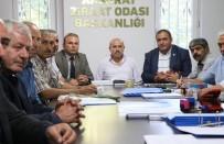 Aksaray'da Ziraat Odası Ve Tarım Müdürlüğü ÇKS İçin Birleşti