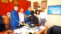 İLÇE MİLLİ EĞİTİM MÜDÜRÜ - Alaşehir TSO'dan Öğrencilere Destek