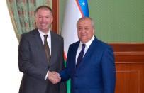 ALMANYA DIŞİŞLERİ BAKANI - Almanya Dışişlerinden Sorumlu Devlet Bakanı Özbekistan'a Geldi
